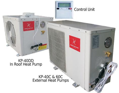 heat pump range